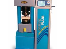 Испытательная двухдиапазонная машина с предельной нагрузкой 250/15 кН для испытаний на сжатие и изгиб (E160-01 N)  запросить стоимость