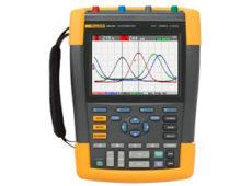 Осциллограф-мультиметр ScopeMeter® Fluke 190 серии II  запросить стоимость