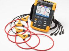 Анализатор качества электроэнергии Fluke 435 серии II  запросить стоимость