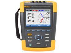 Анализатор качества электроэнергии Fluke 437 серии II 400 Гц  запросить стоимость