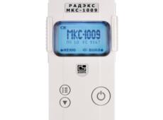 Дозиметр-радиометр РАДЭКС МКС-1009  запросить стоимость