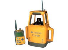 Лазерный построитель плоскости Topcon RT-5SW  запросить стоимость