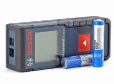 Лазерный дальномер Bosch GLM 30 с поверкой  запросить стоимость
