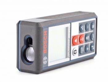 Лазерный дальномер-уклономер Bosch GLM 100 C с поверкой  запросить стоимость