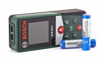 Лазерный дальномер Bosch PLR 40C  запросить стоимость