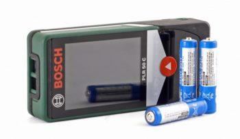 Лазерный дальномер Bosch PLR 50 C  запросить стоимость