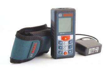 Лазерный дальномер-уклономер Bosch GLM 80 с поверкой  запросить стоимость