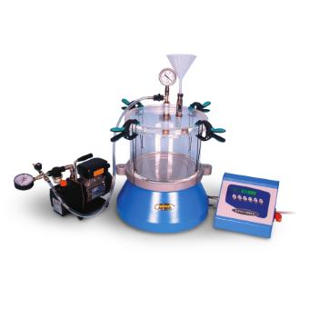 Вакуумный пикнометр емкостью 10 литров B067N  запросить стоимость