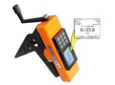 Измеритель прочности бетона ОНИКС-1.СР.030 с цветным TFT дисплеем  запросить стоимость