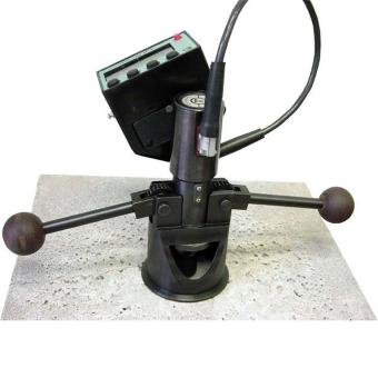 Измеритель прочности ячеистого бетона ПОС-50МГ4-2ПБ