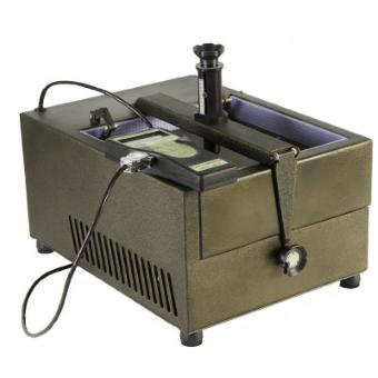 Измеритель теплопроводности стройматериалов ИТП-МГ4-300 метод тепловой поток