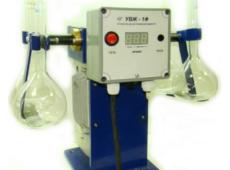 Устройство для встряхивания жидкостей в сосудах УВЖ-1Ф  запросить стоимость