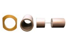 Форма для определения слеживаемости холодных асфальтобетонных смесей ПС-2  запросить стоимость