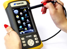 Полевой контроллер TOPCON FC-500  запросить стоимость