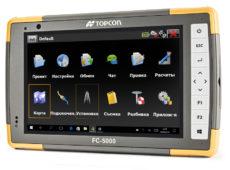 Полевой контроллер TOPCON FC-5000  запросить стоимость