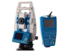 """Тахеометр Stonex Robotic R9 3"""" DR400, безотражательный режим 400m  запросить стоимость"""