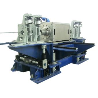 Автоматизированная ротационная система контроля труб УКВ-90