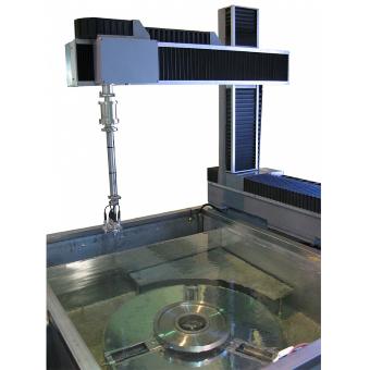 Автоматизированная система контроля дисков УКД-3М