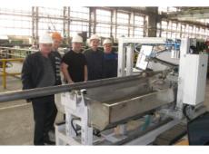 Автоматизированная установка контроля концов буровых труб УКБТ-2  запросить стоимость