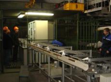 Автоматизированная установка ультразвукового контроля особо тонкостенных бесшовных труб УСКТ-2  запросить стоимость