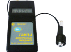 Динамический твердомер ТЭМП-3  запросить стоимость