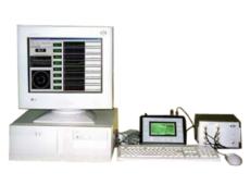 УД-8К - система ультразвукового контроля толщины стенки полиэтиленовой трубы в процессе производства  запросить стоимость