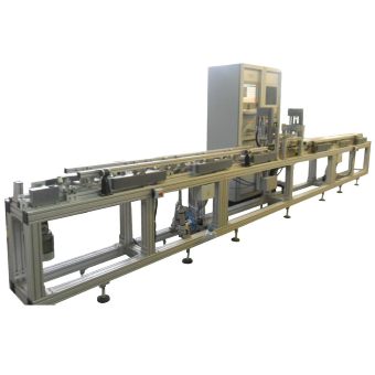 УКШТ-1 Новая автоматизированная система ультразвукового контроля шестигранных труб