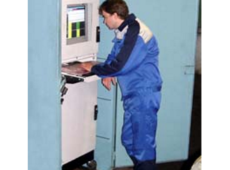УПНК-4.2 Вал. Четырехканальная установка ультразвукового контроля прокатных валков  запросить стоимость