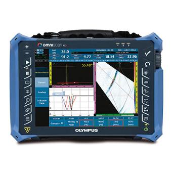 Ультразвуковой дефектоскоп Olympus OmniScan MX  запросить стоимость