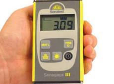 Ультразвуковой толщиномер Sonagage III  запросить стоимость