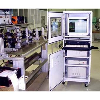 4-х канальная ультразвуковая установка дефектоскопии, толщинометрии и контроля геометрических размеров тонкостенных труб
