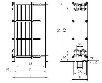 Теплообменники ридан инструкция Паяный теплообменник Funke GPLK 70 Нижний Тагил
