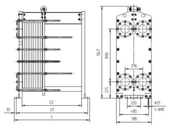 Инструкция теплообменников ридан теплообменник и экология