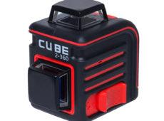 Лазерный уровень (нивелир) ADA CUBE 2-360 BASIC EDITION  запросить стоимость