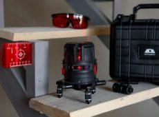 Лазерный уровень (нивелир) ADA Combine 4V+6Dots  запросить стоимость