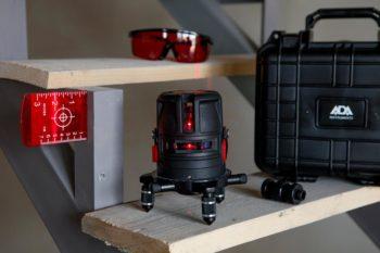 Лазерный уровень (нивелир) ADA Combine 4V+6Dots