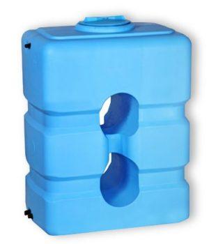 Баки для воды ATP (синие) с поплавком
