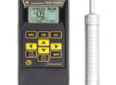 Ультразвуковой твердомер ТКМ-459М  запросить стоимость