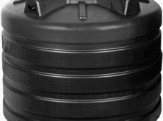 Бак д/воды ATV-1000 (черный) с поплавком  запросить стоимость
