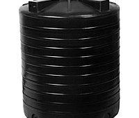 Бак д/воды ATV-2000 (черный) с поплавком  запросить стоимость
