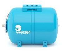 Бак мембранный для водоснабжения горизонтальный Wester WAO100  запросить стоимость