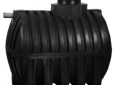 Емкость накопительная AquaStore-5 (AS-5)-5000л черная  запросить стоимость