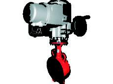 Дисковые поворотные затворы Гранвел с электроприводом SG 04.3 АДЛ  запросить стоимость