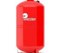 Бак мембранный для отопления Wester WRV150  запросить стоимость