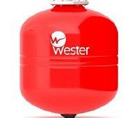 Бак мембранный для отопления Wester WRV35  запросить стоимость