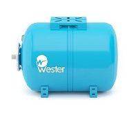 Бак мембранный для водоснабжения горизонтальный Wester WAO80  запросить стоимость