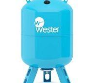 Бак мембранный для водоснабжения Wester WAV200(top)  запросить стоимость