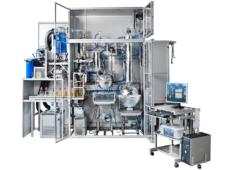 Автоматическая комбинированная установка EURODIST Combi для определения фракционного состава нефти и тяжелых фракций  запросить стоимость
