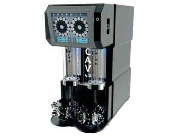Автоматический кинематический вискозиметр CAV 4.2 с двумя банями  запросить стоимость