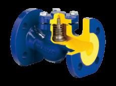 Обратный клапан  Zetkama фланцевый V287  запросить стоимость